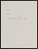 view Guggenheim Correspondence digital asset: Guggenheim Correspondence