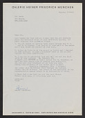 view Museum and Gallery Correspondence digital asset: Museum and Gallery Correspondence