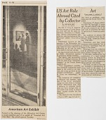 view Clippings digital asset: Clippings: 1959-1960