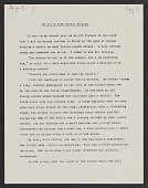 "view Merrell Gage papers digital asset: Writings - ""My Years with Gutzon Borglum"" (Part 1)"