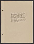 """view Merrell Gage papers digital asset: Writings - """"A Shrine to Democracy"""""""