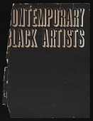 view Contemporary Black Artists digital asset: Contemporary Black Artists