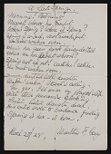 "view Gay, Martha Feary, ""Late Spring"" (poem) digital asset: Gay, Martha Feary, ""Late Spring"" (poem): 1928"