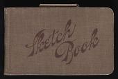 view Sketchbook digital asset: Sketchbook: circa 1860-1920