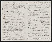 view Correspondence, Thayer, Abbott and Emma digital asset: Correspondence, Thayer, Abbott and Emma: circa 1903-1923