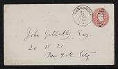 view Correspondence, Thayer, Abbott and Emma digital asset: Correspondence, Thayer, Abbott and Emma: 1903