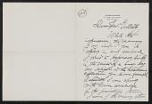 view Correspondence, Wiles, Irving R. digital asset: Correspondence, Wiles, Irving R.: 1929-1931