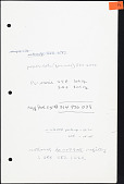 view Frederick Hammersley papers digital asset: Address Book