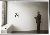 "view Hoshour Gallery -- ""Poles a Part"" (1984) digital asset: Hoshour Gallery -- ""Poles a Part"" (1984)"