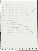 view Handwritten Calculations and Formulas digital asset: Handwritten Calculations and Formulas