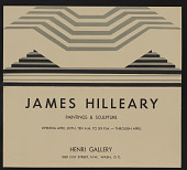 view Henri Gallery records digital asset: Hilleary, James