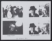 view Hofmann, Hans, Archival Material (photographs, students) digital asset: Hofmann, Hans, Archival Material (photographs, students): circa 2000