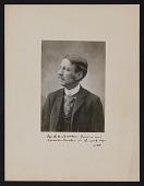 view William Henry Holmes artists' files digital asset: Brooke, R. N.: circa 1900-1932