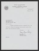 view James Graham & Sons records digital asset: Fa-Fe Correspondence