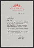 view James Graham & Sons records digital asset: C Correspondence