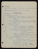 view Autobiography Notes digital asset: Autobiography Notes