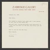 view Zabriskie Gallery digital asset: Zabriskie Gallery