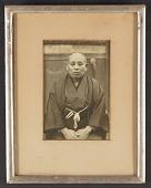 view Yasuo Kuniyoshi's Family Member (Framed Photograph) digital asset: Yasuo Kuniyoshi's Family Member (Framed Photograph)