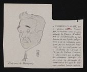 view Massaguer, Conrado W. caricatures digital asset: Massaguer, Conrado W. caricatures