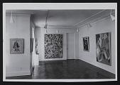 view First Exhibition (Feb, 1957); 4 E 77 St digital asset: First Exhibition (Feb, 1957); 4 E 77 St