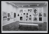 view Benefit Drawing Exhibition for the Foundation for the Contemporary Performance Arts (Dec 14, 1965 - Jan 5, 1966); 4 E 77 St digital asset: Benefit Drawing Exhibition for the Foundation for the Contemporary Performance Arts (Dec 14, 1965 - Jan 5, 1966); 4 E 77 St