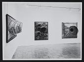view Bontecou, Lee (Nov 9-Dec 3, 1960); 4 E 77 St digital asset: Bontecou, Lee (Nov 9-Dec 3, 1960); 4 E 77 St