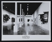 view Chryssa, Cityscapes, 1980-1988, Leo Castelli Gallery (Mar 26-Apr 16, 1988) digital asset: Chryssa, Cityscapes, 1980-1988, Leo Castelli Gallery (Mar 26-Apr 16, 1988)