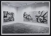 view Lichtenstein, Roy (Sept 28-Oct 24, 1963); 4 E 77 St digital asset: Lichtenstein, Roy (Sept 28-Oct 24, 1963); 4 E 77 St