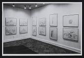 view Twombly, Cy, Drawings (Feb 12-Mar 2, 1966); 4 E 77 St digital asset: Twombly, Cy, Drawings (Feb 12-Mar 2, 1966); 4 E 77 St