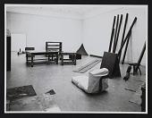 view Beuys, Joseph (studio shots) digital asset: Beuys, Joseph (studio shots)