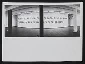 view Weiner, Lawrence (Mar 31-Apr 21, 1979); 420 W Broadway digital asset: Weiner, Lawrence (Mar 31-Apr 21, 1979); 420 W Broadway