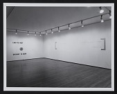 view Weiner, Lawrence, Brought to Bear or Lead to Rest (Jan 7-28, 1995); 420 W Broadway digital asset: Weiner, Lawrence, Brought to Bear or Lead to Rest (Jan 7-28, 1995); 420 W Broadway