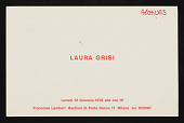 view Grisi, Laura digital asset: Grisi, Laura
