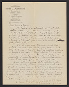 view Julian E. Levi papers digital asset: Letters to his Family from Paris