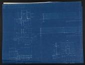 view Architectural Prints (sites for Lipchitz commissions) digital asset: Architectural Prints (sites for Lipchitz commissions), 1958-1964