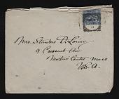 view Letters to Parents digital asset: Letters to Parents: 1901