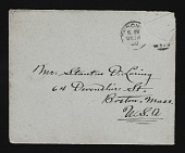 view Letters to Stanton D. Loring digital asset: Letters to Stanton D. Loring: 1901