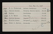 view Miscellaneous Insurance Cards digital asset: Miscellaneous Insurance Cards