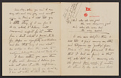 view Frederick William MacMonnies papers digital asset: Letters to Helen Gordon Glenn