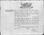 view Material Concerning Calvert and Mrs. Vaux digital asset: Material Concerning Calvert and Mrs. Vaux