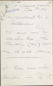 view Letters to M. Knoedler digital asset: Letters to M. Knoedler: 1900 December