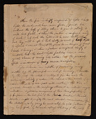view Peale, Rembrandt, Notebook Fragments digital asset: Peale, Rembrandt, Notebook Fragments
