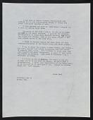view Alice Neel papers digital asset: Writings