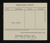 view Magnum Photos, Inc. digital asset: Magnum Photos, Inc.
