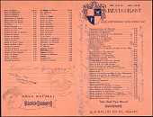 view Caricatures of Rivera Drawn on a Menu by Covarrubias digital asset: Caricatures of Rivera Drawn on a Menu by Covarrubias
