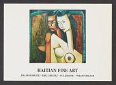 view Wilson Bigaud, Eric Girault, Ive Jerome, Frank Robuste— Haitian Fine Art (1996) digital asset: Wilson Bigaud, Eric Girault, Ive Jerome, Frank Robuste— Haitian Fine Art (1996)