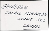 view Grinspan, Maurice digital asset: Grinspan, Maurice