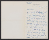 view Perry Townsend Rathbone papers digital asset: Plaut, James S.
