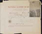 view Robert Reid papers digital asset: Certificate