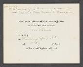 view Rockefeller, Mrs. John D., Jr. (Abby) digital asset: Rockefeller, Mrs. John D., Jr. (Abby)